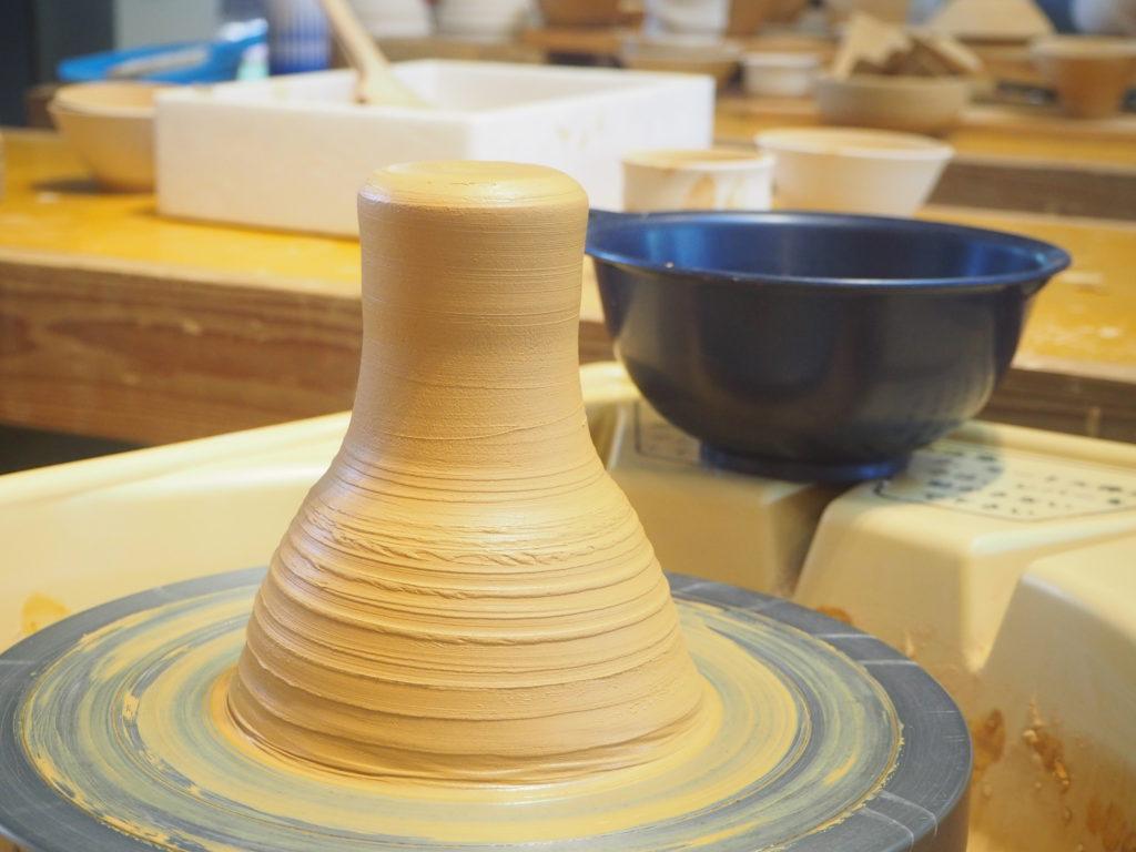 小石原焼 作陶体験