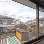 2階和室からの眺望