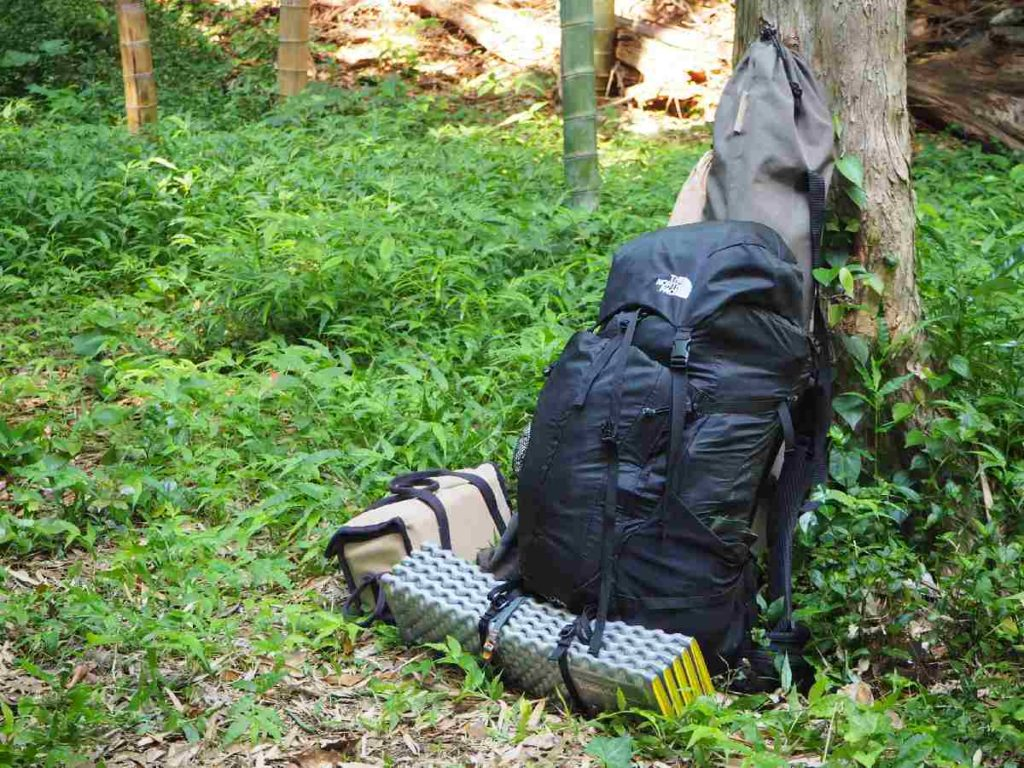 森キャンプ